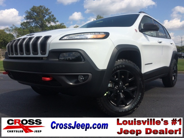 2018 jeep cherokee. wonderful cherokee new 2018 jeep cherokee trailhawk with jeep cherokee
