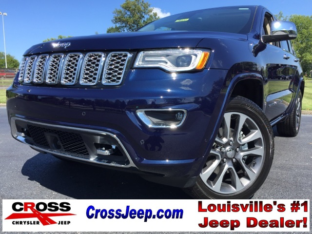 2018 jeep blue.  blue new 2018 jeep grand cherokee overland and jeep blue i