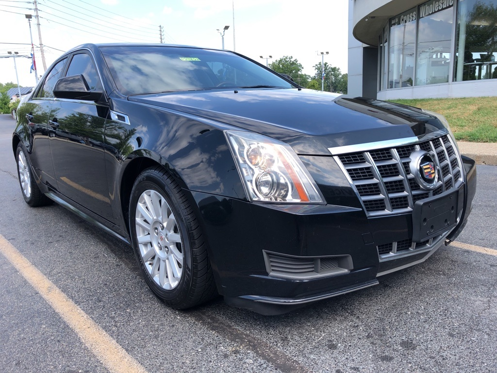 Pre-Owned 2012 Cadillac CTS Luxury