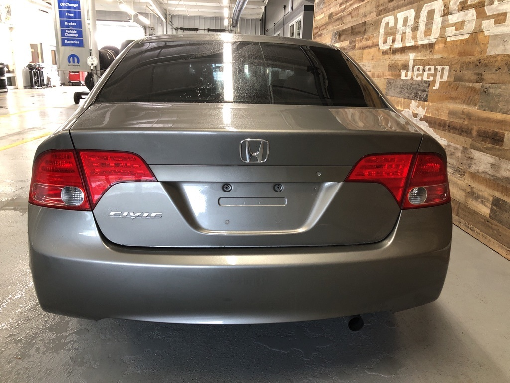 Pre Owned 2007 Honda Civic Ex
