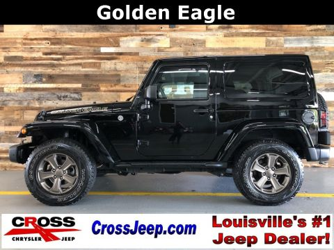 2018 Jeep Wrangler JK Golden Eagle