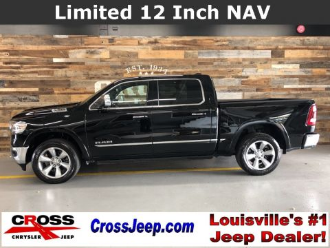 Pre-Owned 2019 Ram 1500 Limited 4WD