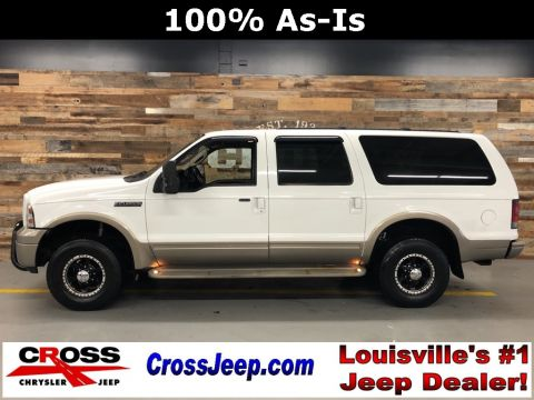 Pre-Owned 2005 Ford Excursion Eddie Bauer 4WD