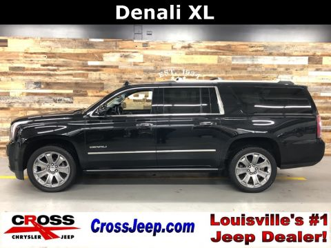Pre-Owned 2016 GMC Yukon XL Denali With Navigation & 4WD