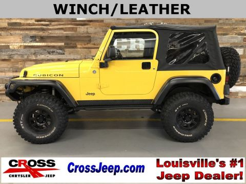 Pre-Owned 2005 Jeep Wrangler Rubicon 4WD
