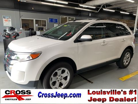 Pre-Owned 2012 Ford Edge SEL FWD 4D Sport Utility