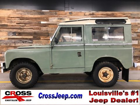 Pre-Owned 1966 Land Rover