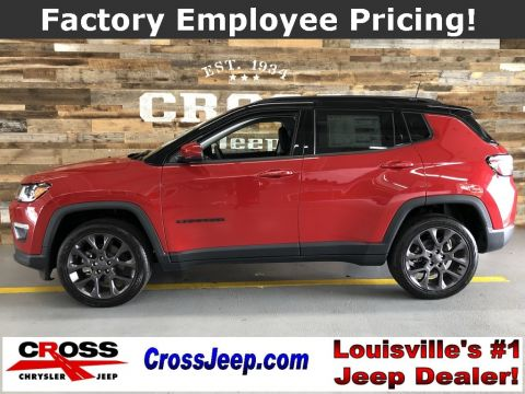New 2019 JEEP Compass High Altitude With Navigation
