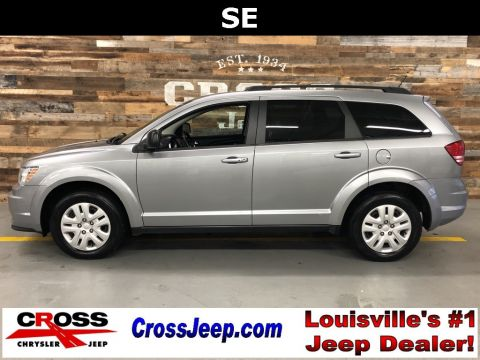 Pre-Owned 2017 Dodge Journey SE FWD 4D Sport Utility