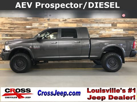 Pre-Owned 2016 Ram 2500 SLT With Navigation & 4WD
