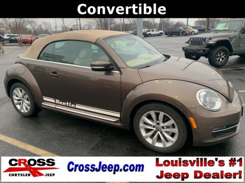 Pre-Owned 2015 Volkswagen Beetle 2.0 TDI With Navigation