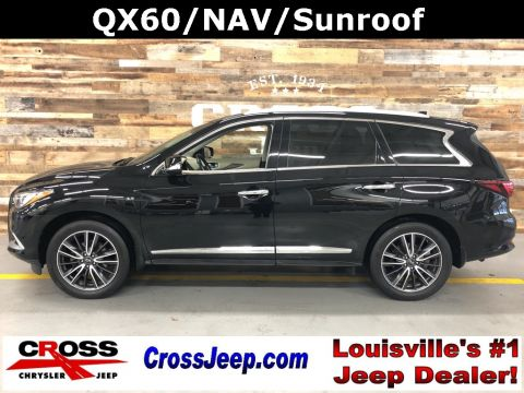 Pre-Owned 2016 INFINITI QX60 Base With Navigation & AWD