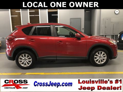 Pre-Owned 2015 Mazda CX-5 Touring AWD