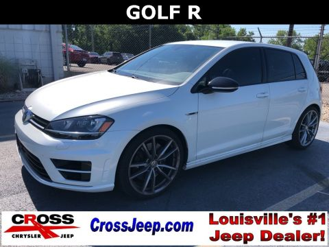 Pre Owned 2017 Volkswagen Golf R Dcc