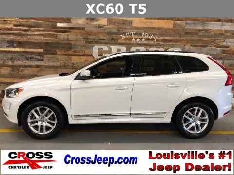 Pre-Owned 2017 Volvo XC60 T5 FWD 4D Sport Utility